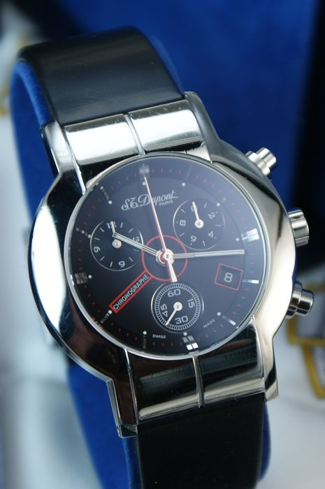 S.T. Dupont Paris -  Luxury Chronograph  watch - Heren - 2011-heden