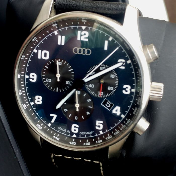 Audi Chronograph Point tec Germany