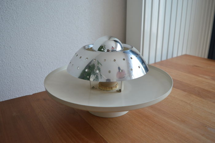 Dijkstra Lampen - Space Age wall/ceiling light