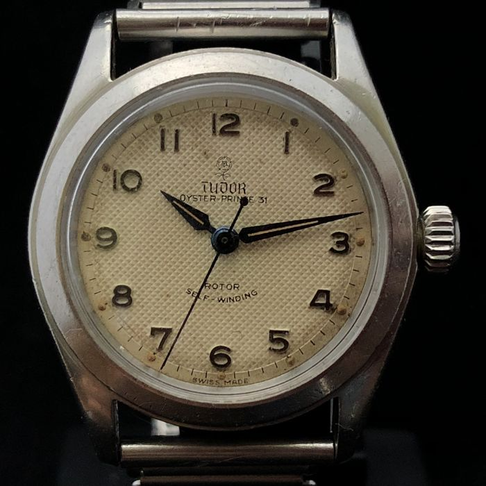 Tudor - Prince Oyster 31, Self Winding - 7810 - Men - 1950-1959
