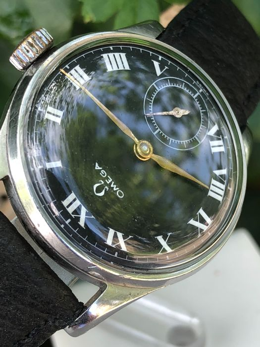 "Omega - ""NO RESERVE PRICE"" - 10093458 - Heren - 1901-1949"