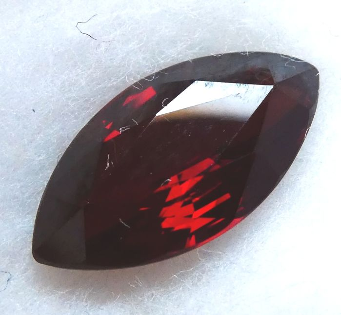 Spessartite Garnet – 3.28 ct – No Reserve Price