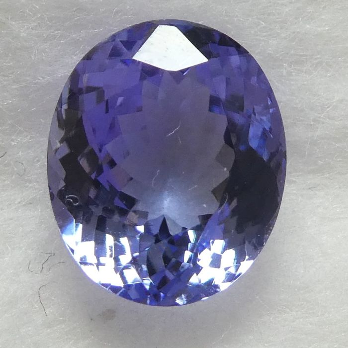 Tanzanite – 3.32 ct – No Reserve Price