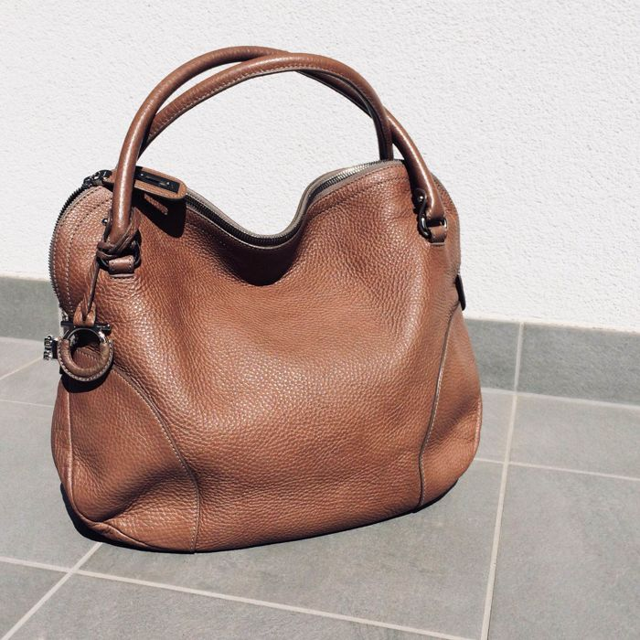 Salvatore Ferragamo - Leather bag