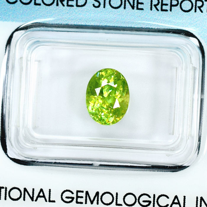 Sphene - 1.96 ct