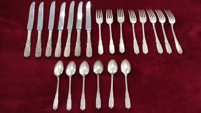 Cutlery - by Westmorland - late 20th century