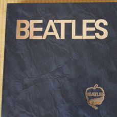 Beatles FRC Box Set albums 8 x LPs US Pressing