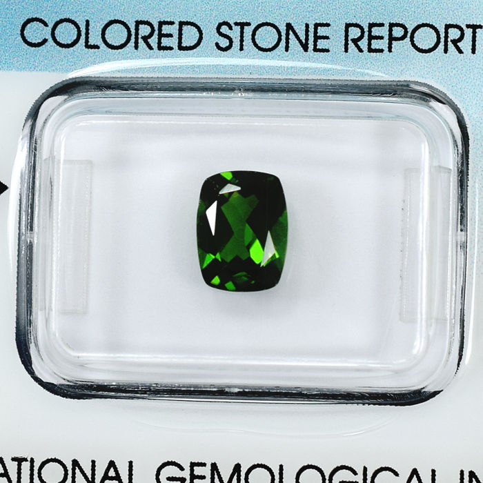 Diopside - 1.35 ct