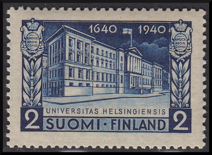Finland 1940/1955 - Collection of new pieces from 1940 to 1955 - Unificato 214/435