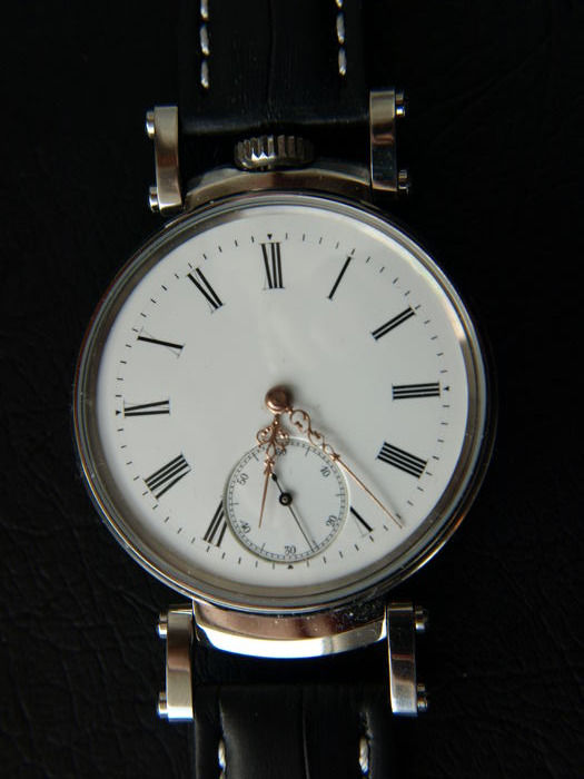 IWC - Schaffhausen Marriage watch  - 42861 - Men - 1850-1900