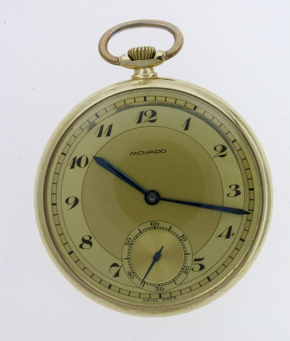 Movado - Pocket watch  - Unisex - 1901 - 1949