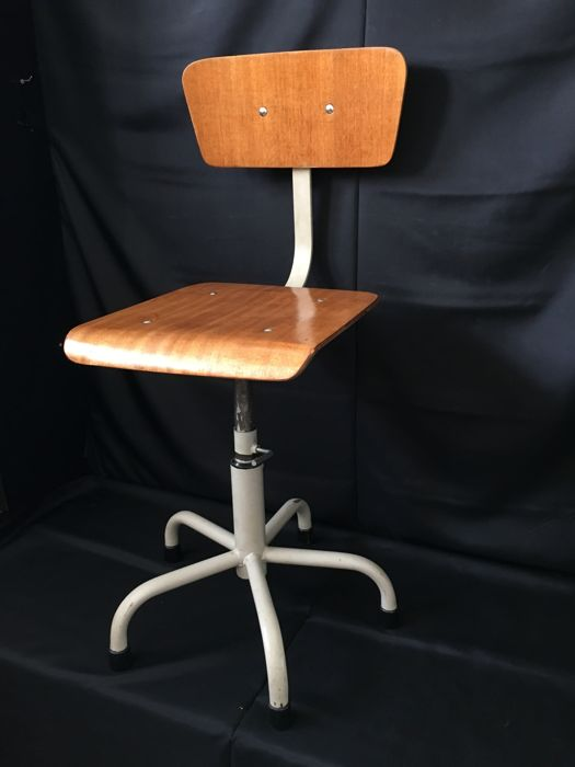 Vintage 1st Grade School Chair