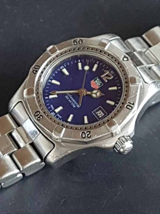 TAG Heuer - lady classic 2000 with Blue dial - Dames - 2000-2010