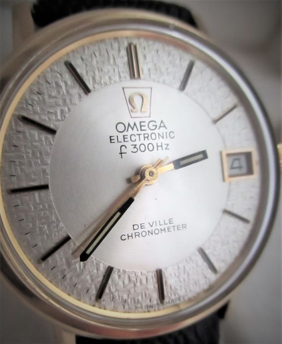 Omega - de Ville - f300Hz Chronometer - Men - 1970-1979