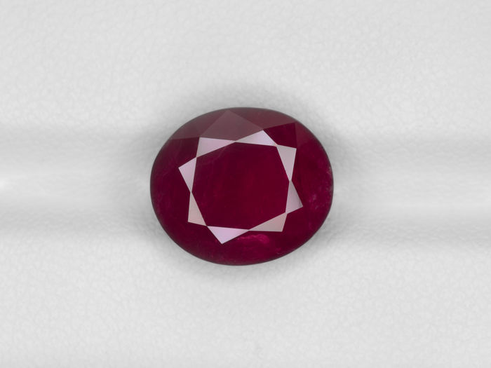 Ruby - 8.63 ct