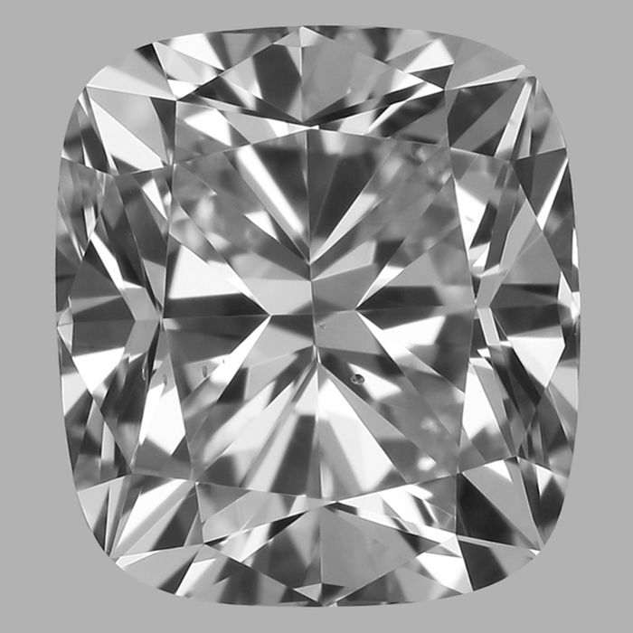 Cushion Brilliant Diamonds 0.70 ct total D VS2 IGI  - Low Reserve Price - #2581