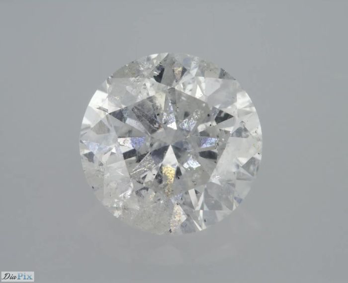 1.07 Carat E I1 Round Brilliant Certified & Sealed - Very Low Reserve!