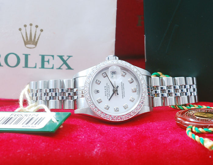 Rolex - Oyster Perpetual Datejust - 79174 - Women - 2000-2010