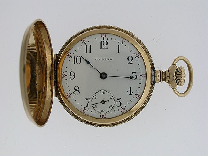 Waltham - pocket watch  - Unisex - 1901 - 1949