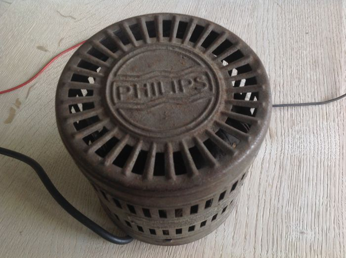 Philips car battery charger / rectifier - ca 1926