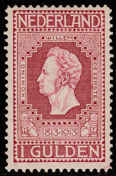 Netherlands 1913 - Independence - NVPH 98