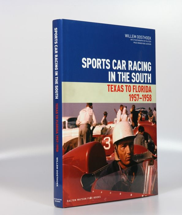 Books - Sports Car Racing in South Texas to Florida 57/58 (1 items)
