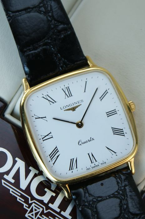 Longines - Heren - Luxury  Swiss watch