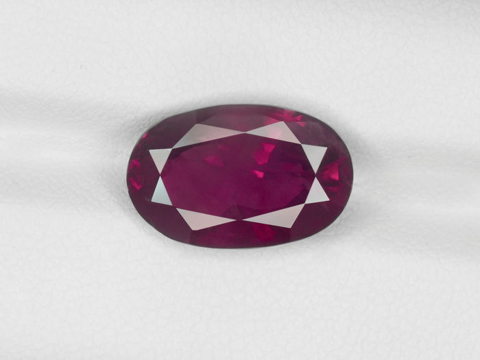Ruby - 6.42 ct