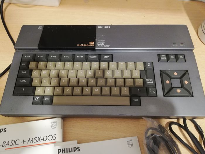 Philips NMS 8220