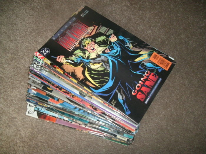 Batman - Comic Collection - Brossura - Edizioni Miste - (1994/2015)