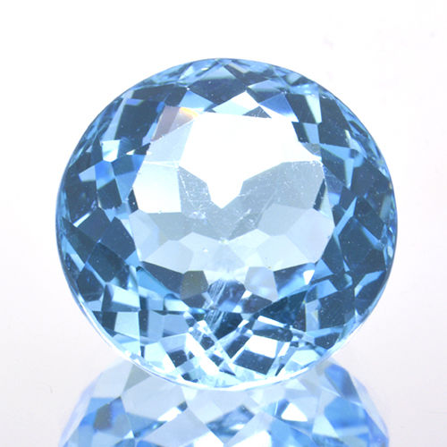 Blue Topaz - 5.43 ct. - No Reserve Price