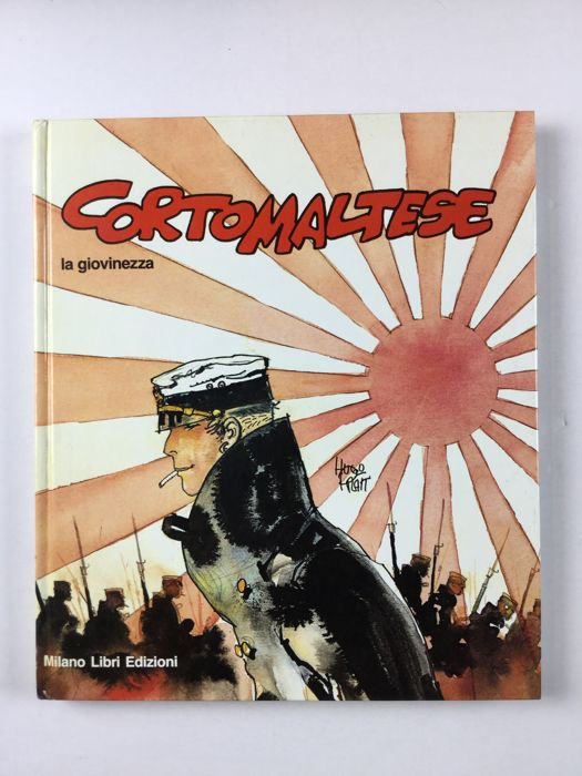 Corto Maltese - La Giovinezza - First Edition - (1985)