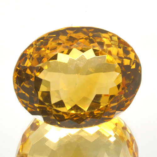 Citrine - 12.26 ct. - No Reserve Price