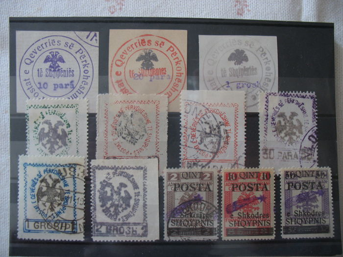 Albania 1913/1964 - Stamp collection