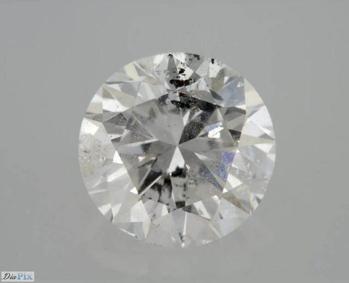 1.02 Carat E I1 Round Brilliant Certified & Sealed - Very Low Reserve!