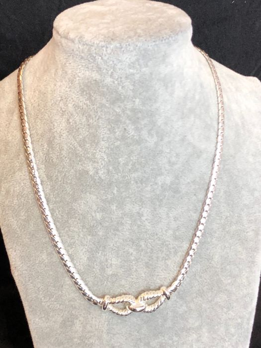 Silver 925 Grosse 1960's necklace