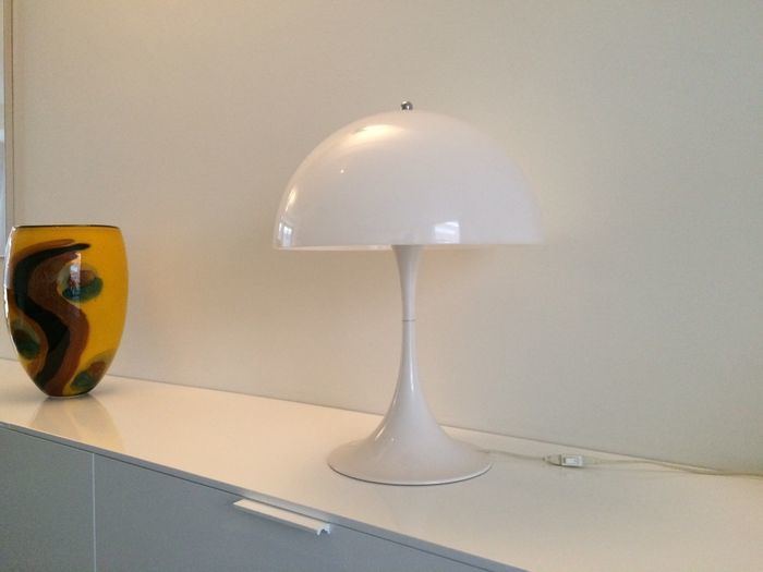 "Verner Panton for Louis Poulsen – Panthella table lamp type ""123431"""