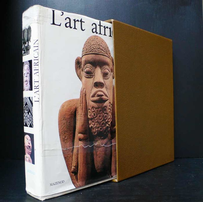 L'Art Africain Edition: Citadelles & Mazenod, Paris - Original edition, 1988