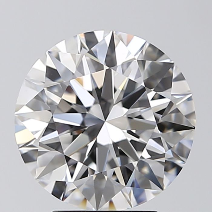 Round Brilliant 3.02ct  D VS1  GIA- original image -10x #12195297665