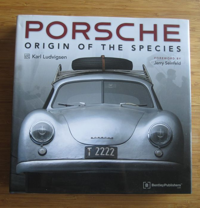 Boeken - Porsche origin of the species (1 items)
