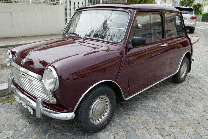 Austin - Mini 1000 MK II Super Deluxe Saloon - 1968