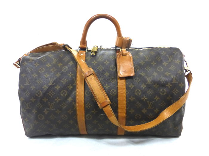 Louis Vuitton - Keepall 55 bandoulière Monogram Reistas