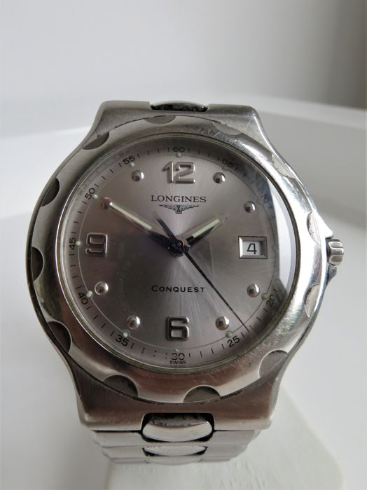 "Longines - Conquest - ""NO RESERVE PRICE"" - L1. 633. 4 - Men - 2000-2010"