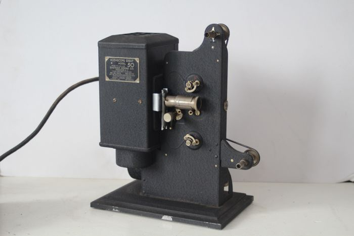 Eastman Kodak, Kodascope eight model 50, 8 mm film projector from 1930