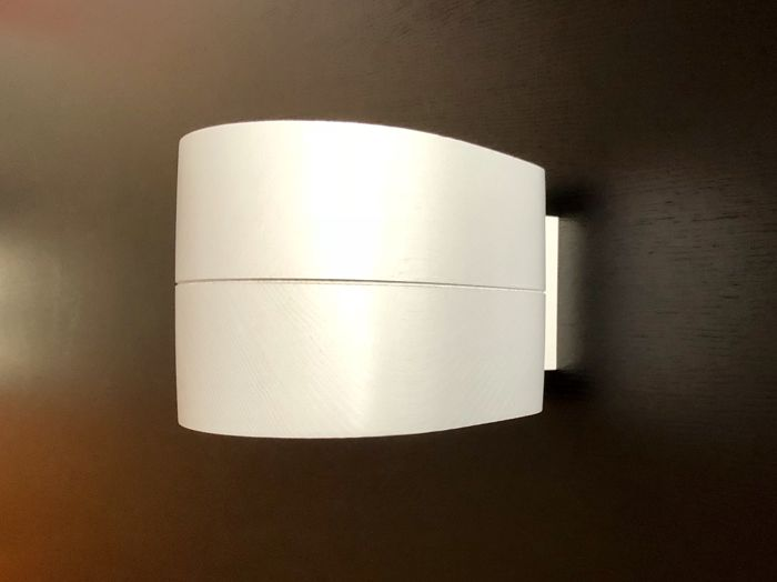 Decoma Design for Sensai - 'Wood' wall light - White lacquered ash wood, second best quality