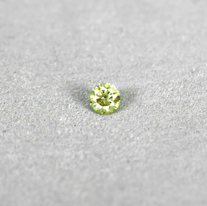 Natural Diamond - 0.19 ct, NO RESERVE PRICE