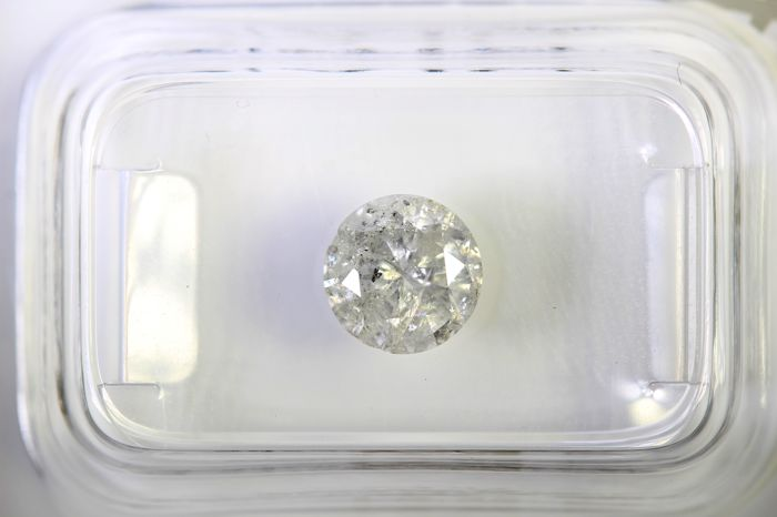AIG Sealed Diamond - 1.13 ct - F, I2