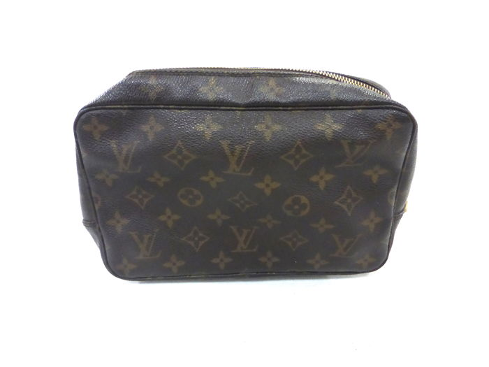 Louis Vuitton - Trousse de toilette 23 Monogram Makeup tas - Vintage