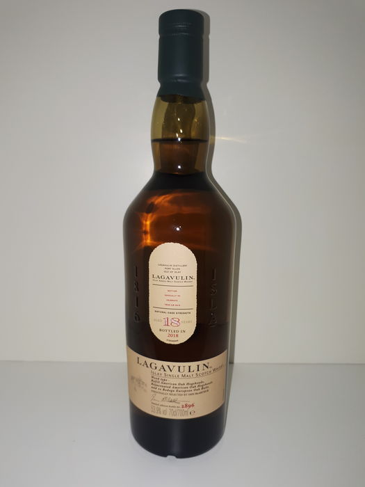 Lagavulin 18 years old - feis ile 2018