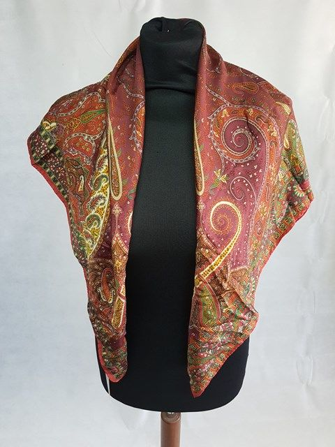 finest selection 57b9c fd0b6 Etro - Foulard - Catawiki